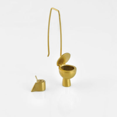 Golden Earrings, Toiltet and Paper