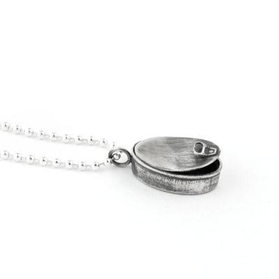Gargantilla de plata