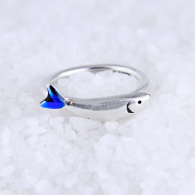 Silver ring sardine